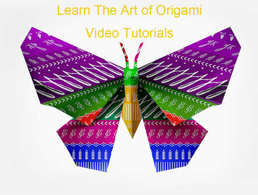 Learn Origami Video Tutorials