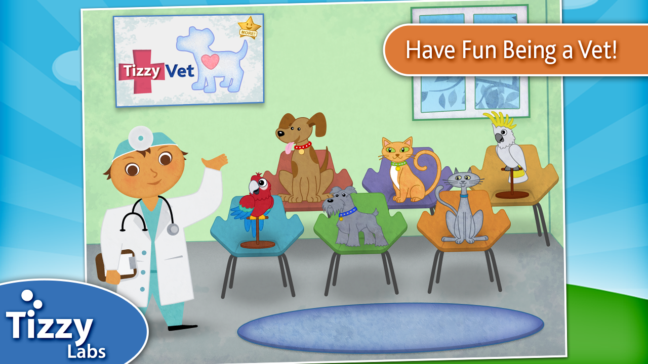 Tizzy Veterinarian - screenshot
