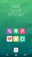 Screenshot of Flatastico - Icon Pack