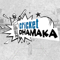 Cricket Dhamaka logo