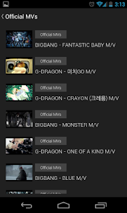 BIGBANG (KPOP) Club - screenshot thumbnail