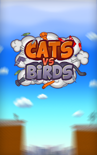 Cats Vs Birds- screenshot thumbnail
