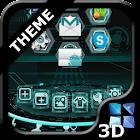 Next Launcher Cyanogen Theme icon