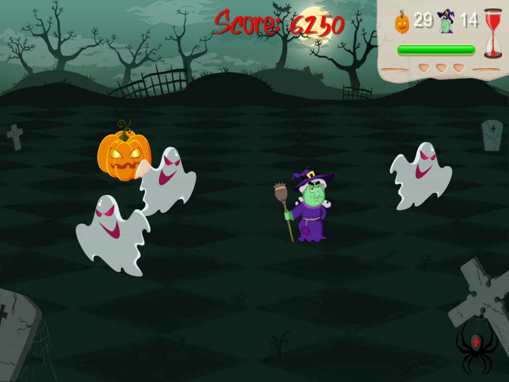 Squishy Halloween - screenshot
