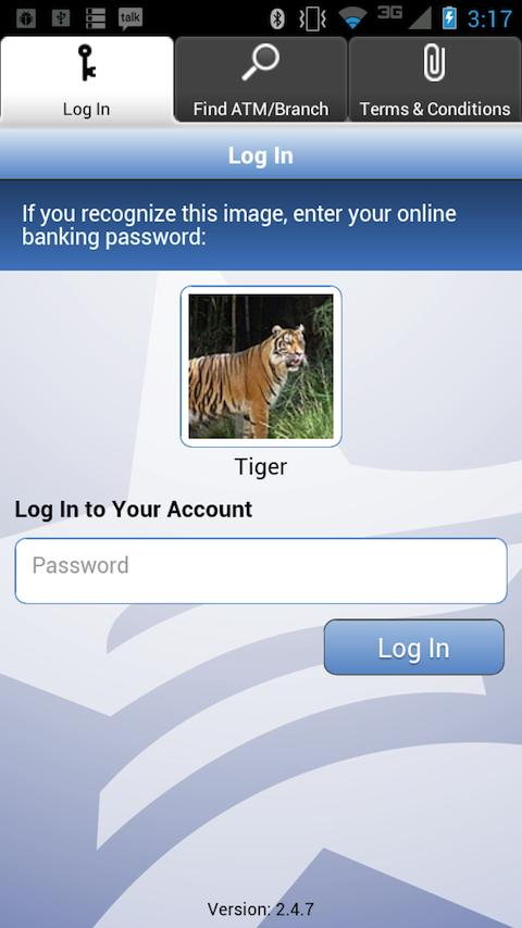 CB&S Bank Mobile - screenshot