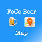 FoCo Brewery Map