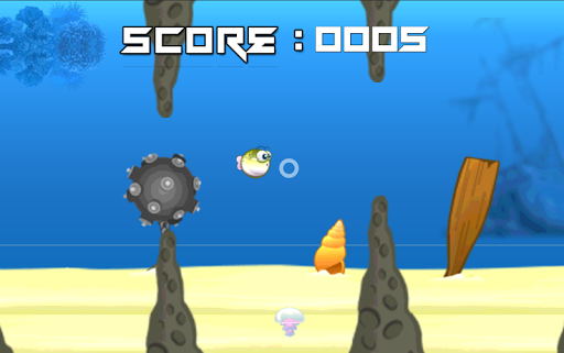 Flappy Fish Bird