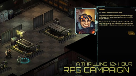 Shadowrun Returns Screenshot 4