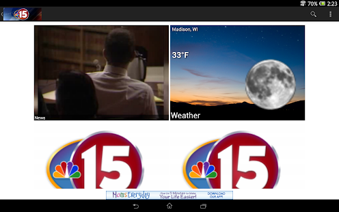 WMTV News - screenshot thumbnail