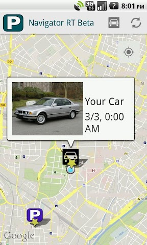 Screenshots for Navigator RT