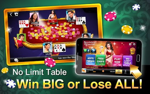 Teen Patti - Bollywood 3 Poker 博奕 App-愛順發玩APP