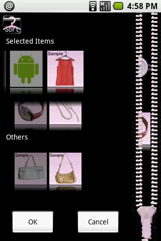 MyCloset - screenshot