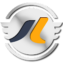Traveler by FlightStats logo