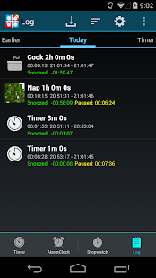 Timers4Me - Timer & Stopwatch - náhled