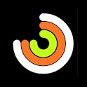 Circular Clock Live Wallpaper icon
