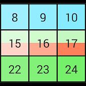 Deadlines Calendar