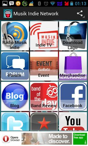 Musik Indie Network