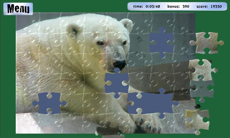 Jigsaw Animals- screenshot