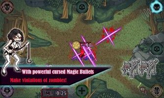 Screenshot of Zombie Hunter LITE