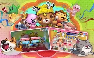 Screenshot of Pretty Pet Salon Anniversary
