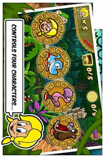 Pixeline & The Jungle Treasure - screenshot thumbnail