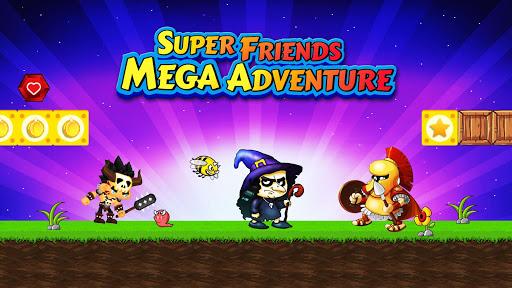 Super Friends Mega Adventure