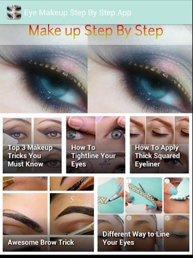 Eye Makeup Designing