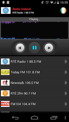 RADIO IRELAND