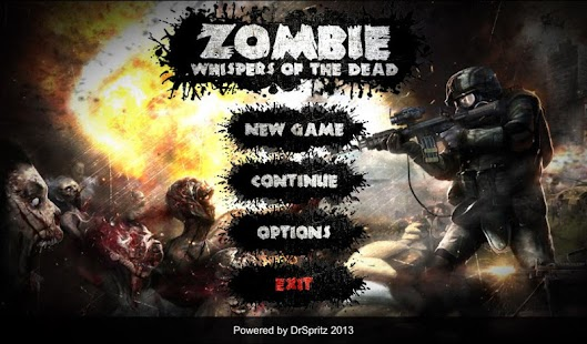 Zombie: Whispers of the Dead- screenshot thumbnail