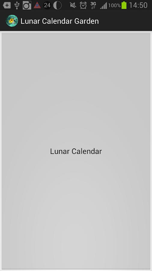 Lunar Calendar Hair - screenshot