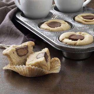 Peanut Butter Cup Cupcakes.