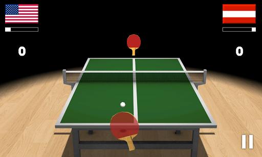 Virtual Table Tennis 3D 2.7.9 screenshots 8