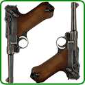Luger P08 Gun icon