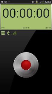 Sound & Voice Recorder - ASR - screenshot thumbnail