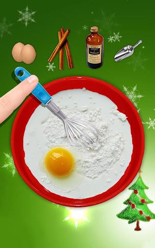 玩免費休閒APP 下載Cookie Maker: Frozen Christmas app不用錢 硬是要APP