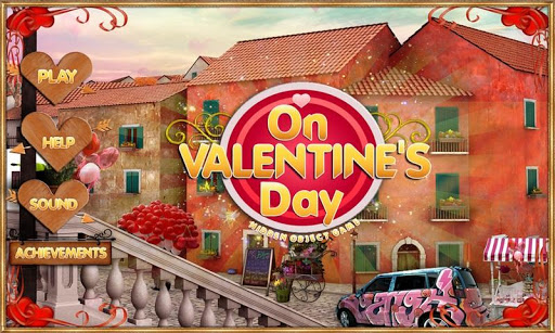 Valentines Day - Hidden Object