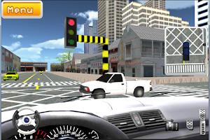 Screenshot of drivingschool3d
