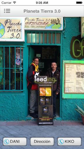 Grow Shop Planeta Tierra 3.0