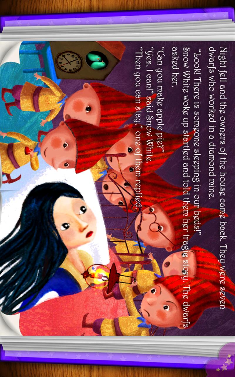Snow White and the seven Dwarf screenshot #4
