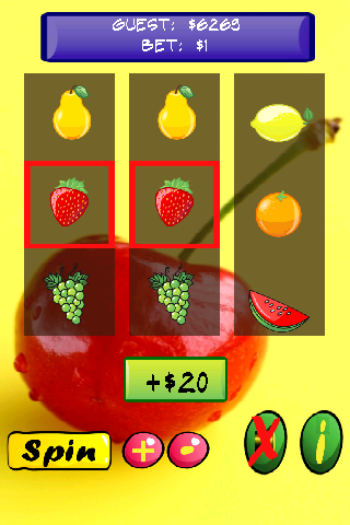 Cherry Slots - Slot Machines - screenshot