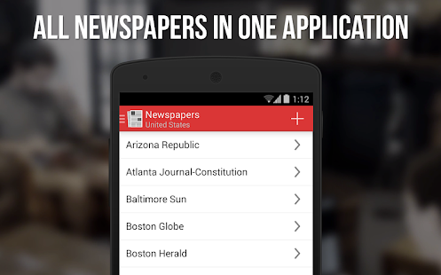 Newspapers- screenshot thumbnail
