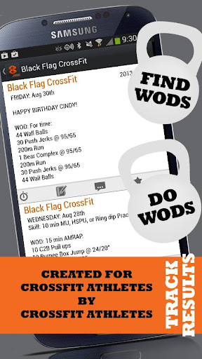 WODBOX -Fit Health Exercise