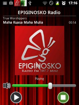 EPIGINOSKO Radio