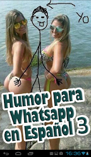 Humor whatsapp en Español 3 - screenshot thumbnail