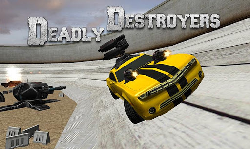 Deadly Destroyers