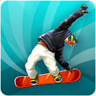 Snowboard Run icon