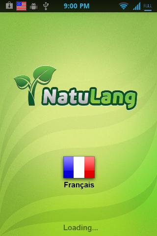 NatuLang French