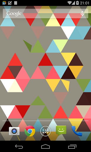 TWG Color Triangles