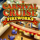 Carnival Cruise Fireworks