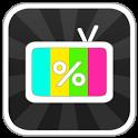 TV 시청률 icon